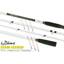 by Döme Team Feeder Pro Method Feeder Medium Light 3.60 25-70