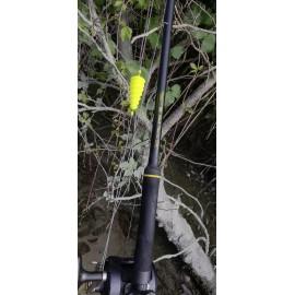 Black Cat U-Float Tree fluo sárga